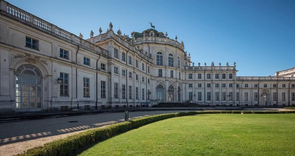 Residence of the royal house of Savoy