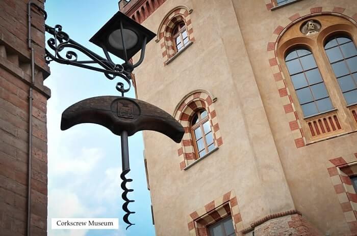 Barolo Corkscrew Museum