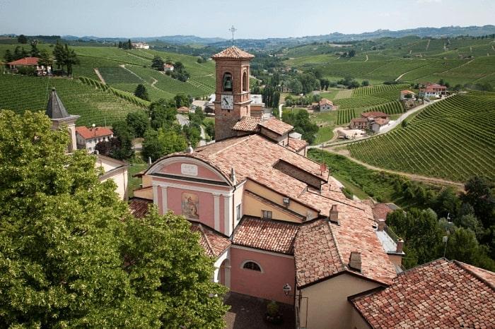 Church of San Donato Barolo