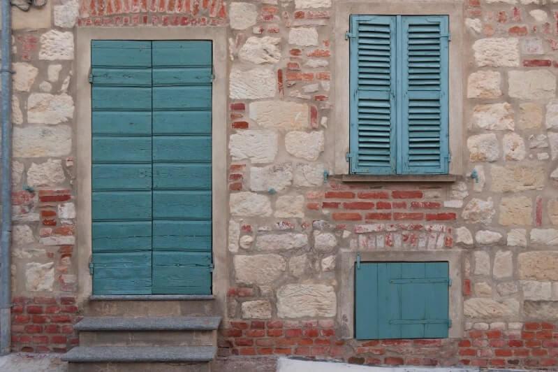 Cella Monfe front door 4