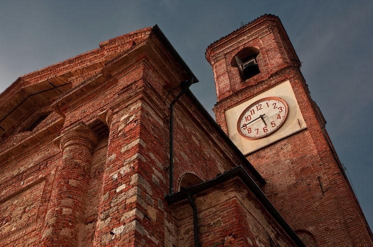 Chiesa di Sant Eusebio - Camagna Monferrato