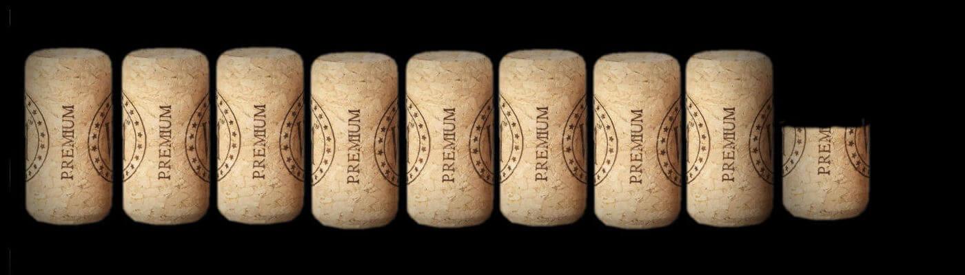 Barolo Wine Bottle Corks