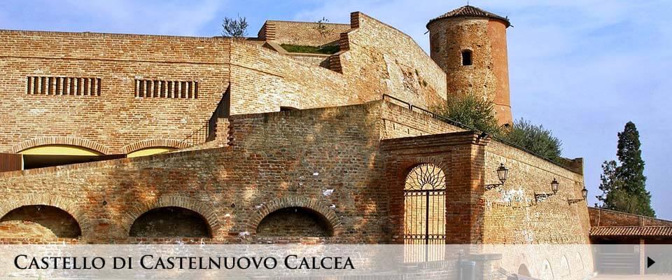 castelnuovo calcea castle