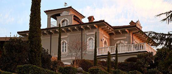 la ribezza luxury hotel Monforte D'Alba