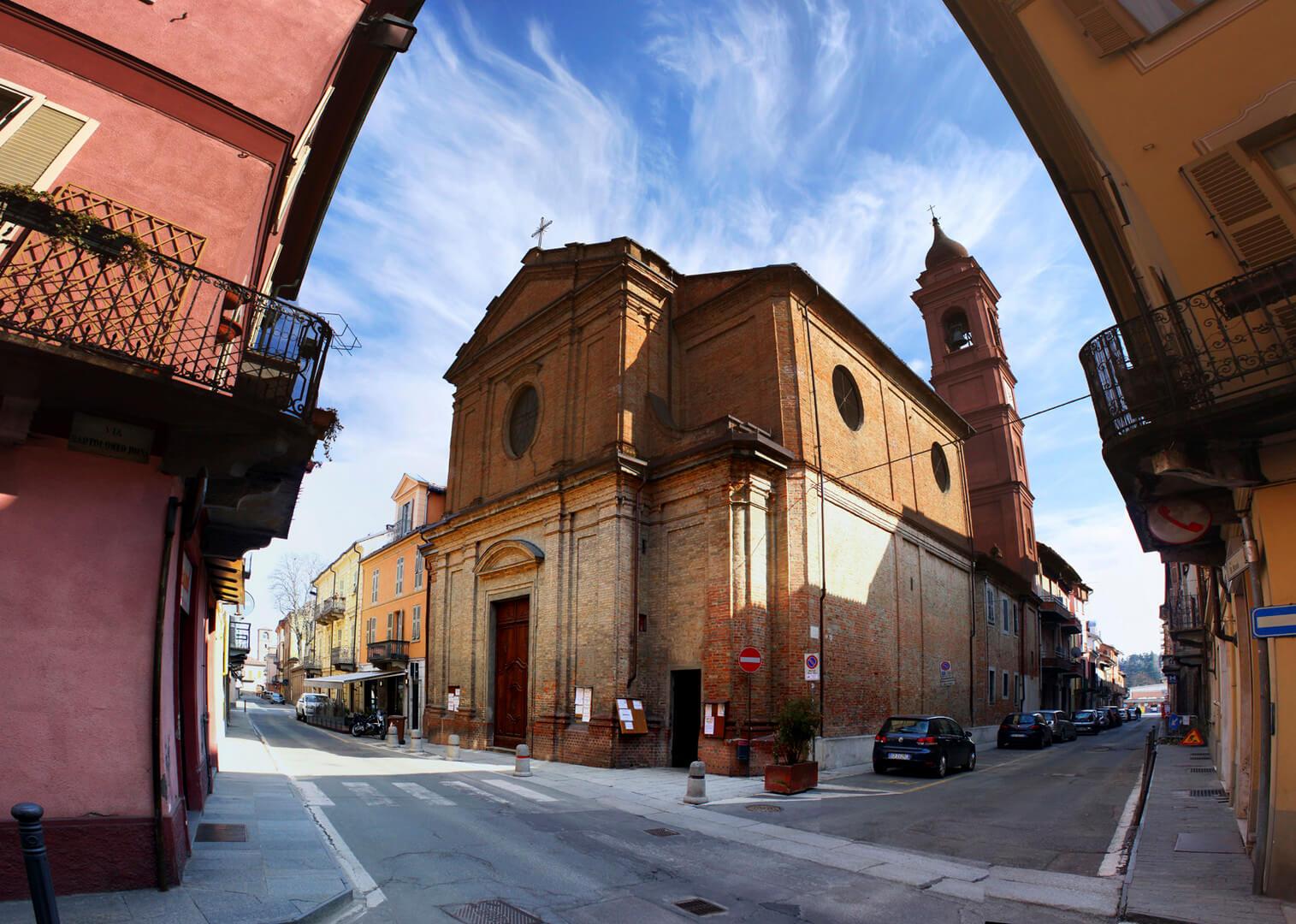 Parrocchia di San Siro Nizza Monferrato
