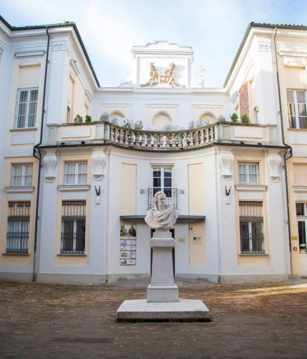 Alfieri Palace in Asti