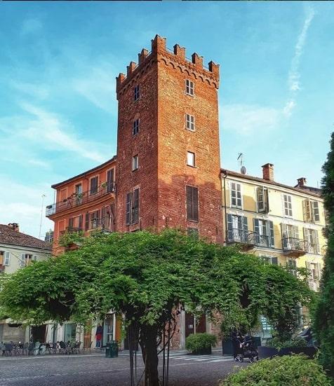 Asti city Center, Astesano Square, Piedmont