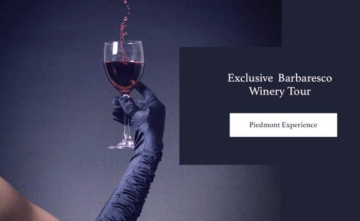 Barbaresco Winery tour tasting