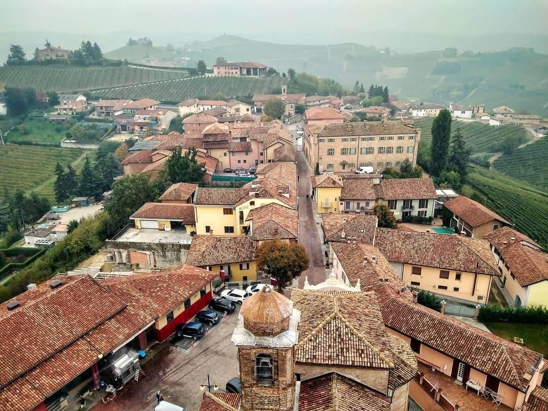 Barbaresco village, Langhe, Piemonte, Italy