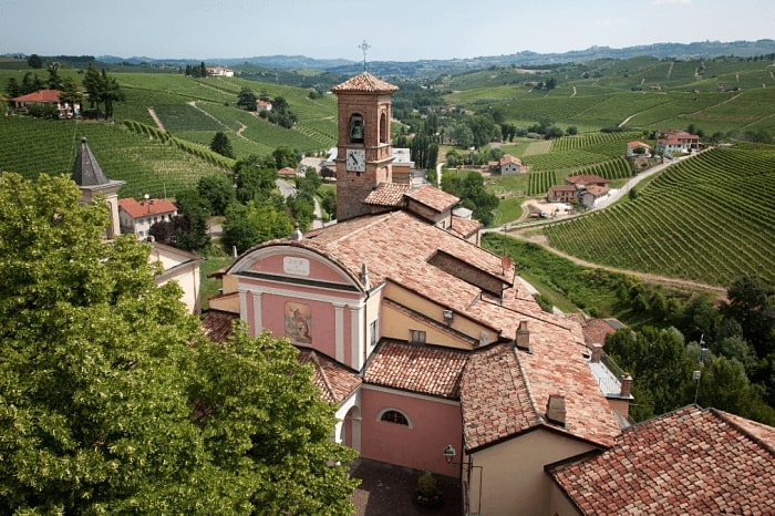 Barolo, Church of San Donato