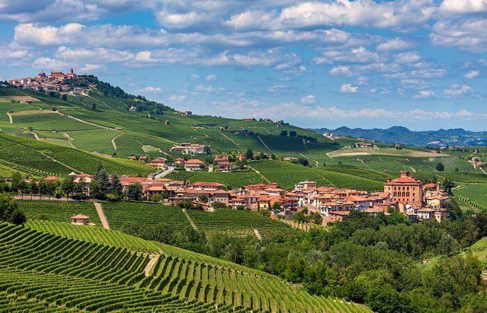 Langhe Unesco Landscape