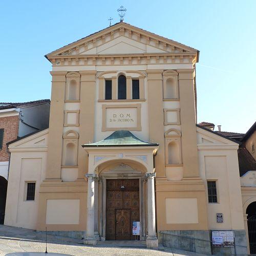 Chiesa di S. Giacomo Maggiore - Agliano Terme