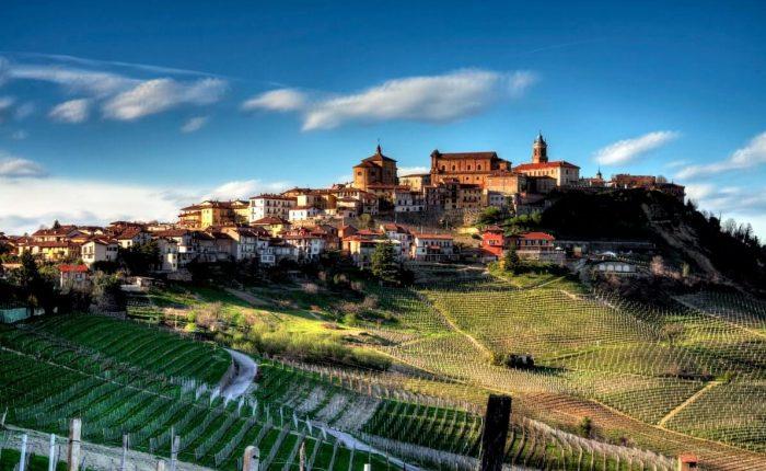 La Morra wine tour