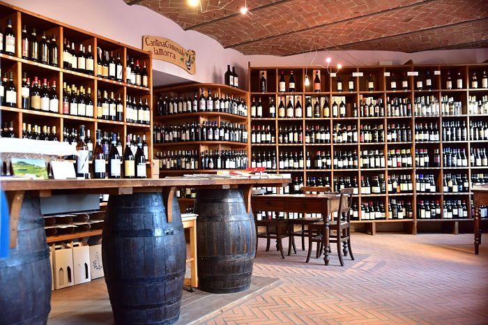 La Morra Municipal Wine Cellar