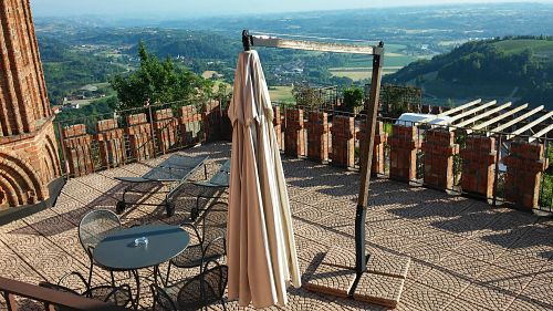 Novello Point of view, Langhe, Piedmont