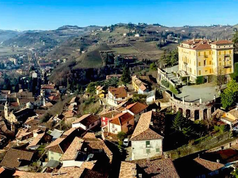 View of Canelli