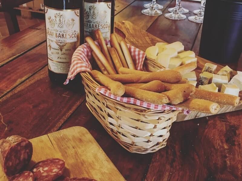 Wine & Food tasting in Neive