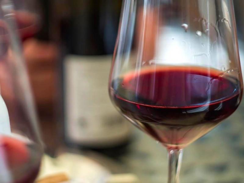Wine tasting Barbera