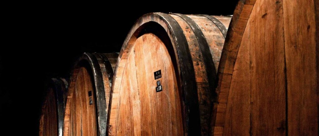 Barbaresco Wood barrels