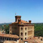 Barolo Castle, Italy