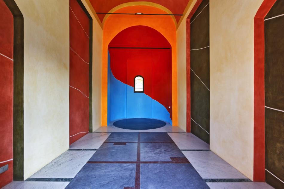Cappella del Barolo interno