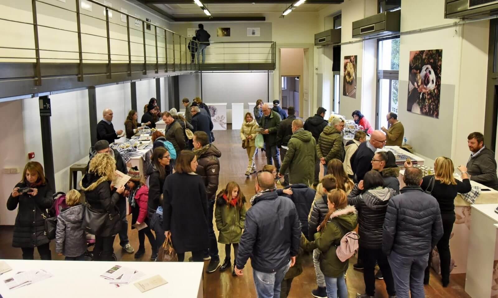 Asti truffle fair 2019
