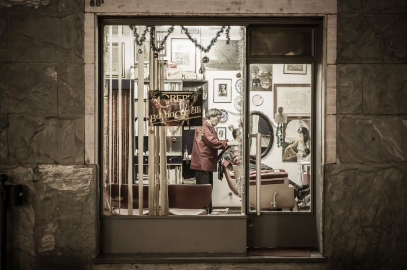 casale monferrato barber shop