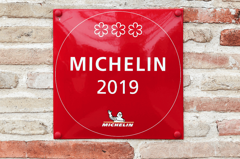 Michelin star restaurants in Piedmont
