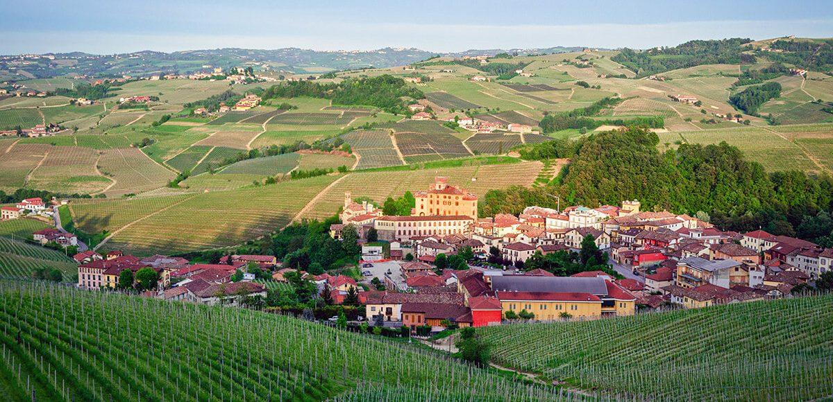 Barolo Landscape Langhe
