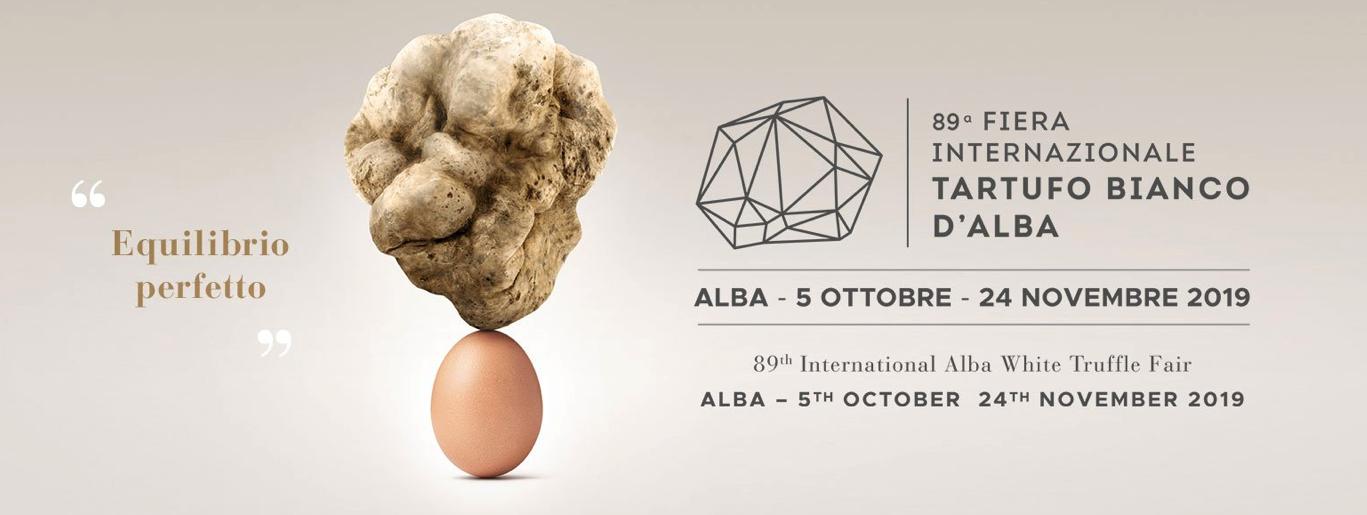 international alba white truffle fair 2019 banner