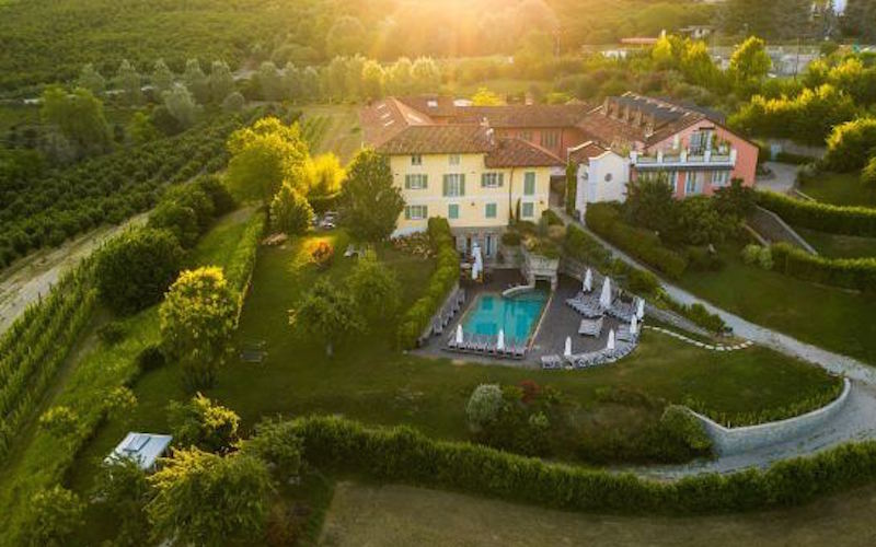 Villa d'Amelia Relais